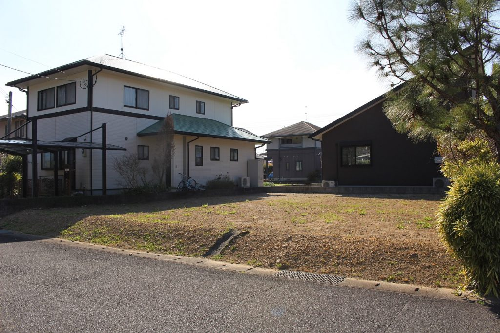 水俣市桜ケ丘の売地情報を掲載しました。