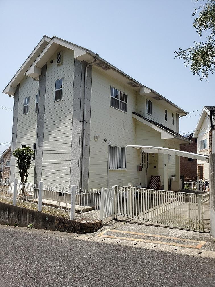 水俣市白浜町の中古住宅が商談中となりました。