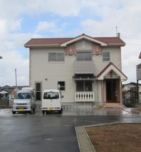 神崎邸完成