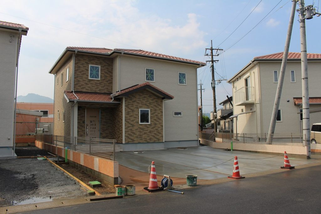 センターヴィラージュ古賀町、そして、台風10号!